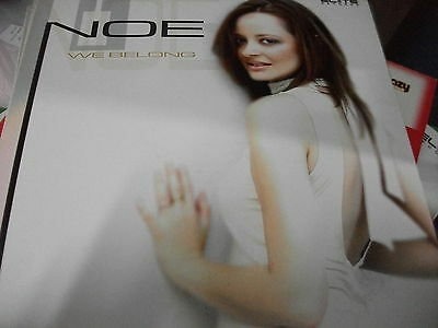 "Noe ‎– We Belong  ' 12 "" MINT 2004   Elite Records"