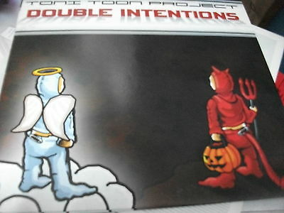 """Toni Toon Project – Double Intentions ' 12 """" MINT 2004 Addicted Music"""