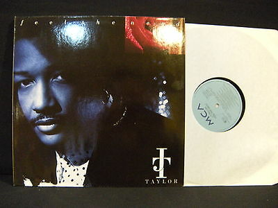 J.T. Taylor ‎– Feel The Need ' LP MINT