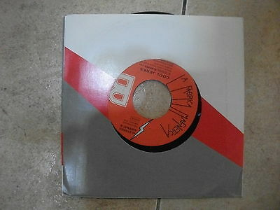 Cool Jerks ' Cool Flames / Gimme Time ' 7'' N.mint Promo Fabrica Magnetica  1992