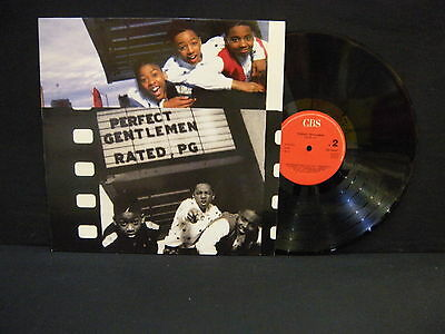 Perfect Gentlemen ‎– Rated PG ' LP MINT SPAIN PRESS