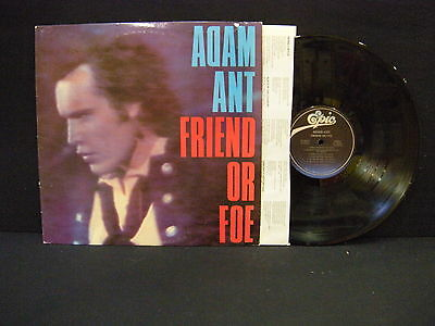 Adam Ant ‎– Friend Or Foe ' LP N.MINT / MINT  US