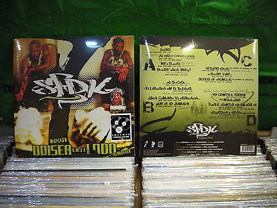 SFDK ‎– 2001 Odisea En El Lodo ' 2 X LP + CD  MINT & SEALED 180 GRMS