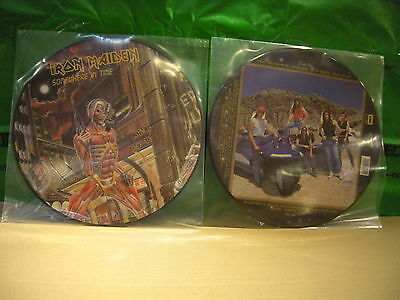 Iron Maiden – Somewhere In Time  ' LP MINT PICTURE