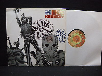 Mike Kennedy ' Made In Usa ' Lp Vg++ / N.mint