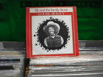 Sly And The Family Stone ‎– Loose Booty ' 7'' N.MINT SPAIN 1974