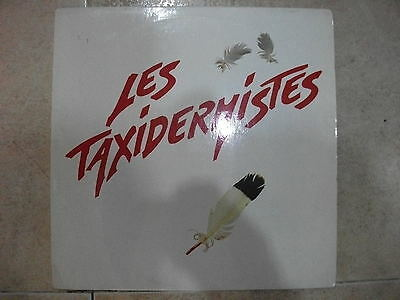 Les Taxidemistes ' 12'' Lp Mint Mad 5010 - 1985 - Madrigal