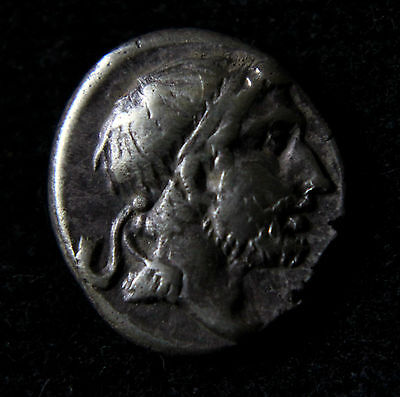 KINGS of MACEDON. Philip VI Andriskos. 149-148 BC Silver drachm Coin