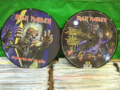 Iron Maiden – No Prayer For The Dying ' LP MINT PICTURE