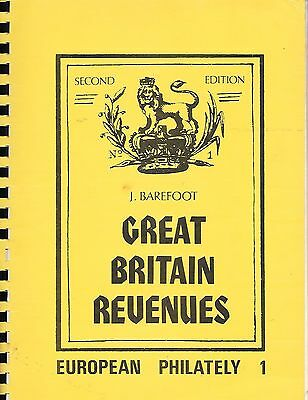 Great Britain Revenues Catalogue - 2nd Edition 1983