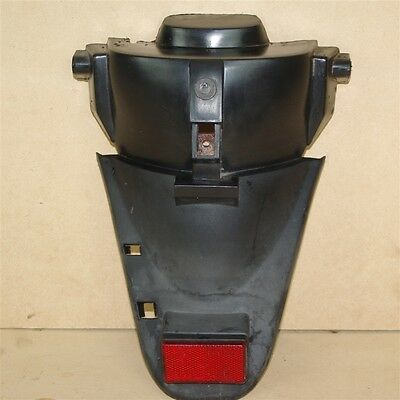 Used Rear Guard And Reflector For a VMoto Milan 50cc Scooter
