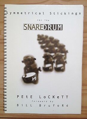 New Ymmetrical Stickings For The Snare Drum Rrp £12.99