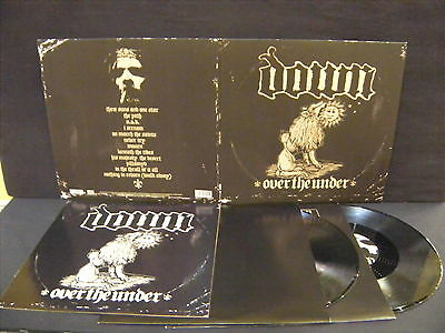 Down – Over The Under ' 2 X LP MINT 2007