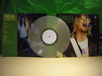Nirvana – Outcesticide IV • Rape Of The Vaults ' LP MINT CLEARED
