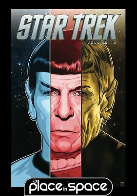 Star Trek Ongoing Vol 13 - Softcover Graphic Novel