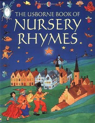 Nursery Rhymes (Usborne Songbooks),  | Paperback Book | 9780746057407 | NEW