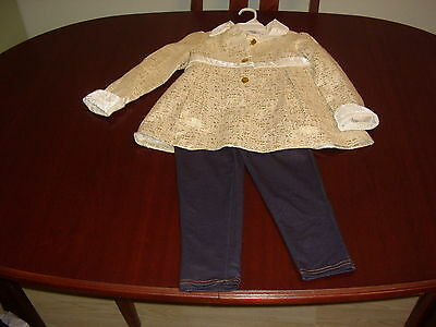 CAMILLA Jacket & Leggings 2 piece outfit Age 4 *BRAND NEW*