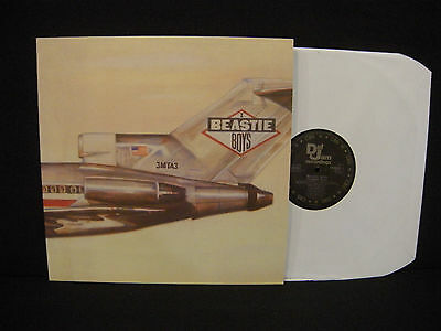 Beastie Boys ‎– Licensed To Ill ' LP MINT