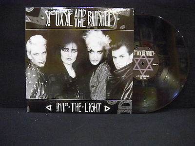 Siouxie And The Banshees ' Into The Light  - Demo Studios 1979 - 1986 ' Lp Mint