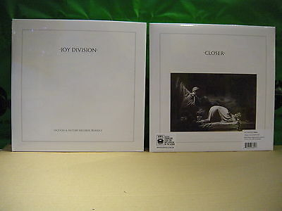 Joy Division ‎– Closer ' LP MINT & SEALED 180 GRMS 2015