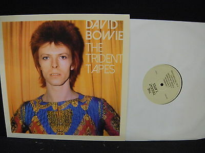 David Bowie – The Trident Tapes ' LP MINT