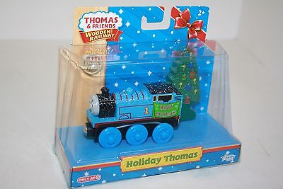 Thomas & Friends Wooden Railway HOLIDAY Target Exclusive NEW