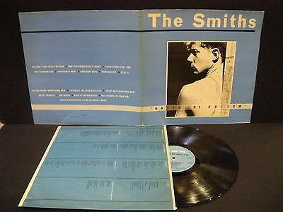 The Smiths – Hatful Of Hollow  ' LP VG++ / N.MINT  GATERFOLD SPAIN PRESS  1984