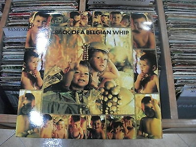 Various ‎– Crack Of A Belgian Whip ' 2 X LP  MINT INDUSTRIAL 1990