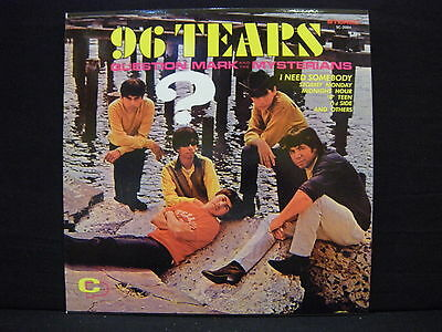 ? QUESTION MARK And The Mysterians ‎– 96 Tears ' LP MINT
