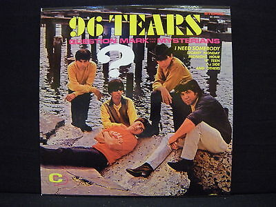 ? QUESTION MARK And The Mysterians – 96 Tears ' LP MINT