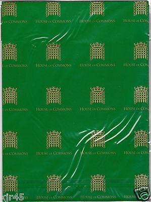 House of Commons (British Parliament) Official Wrapping Paper