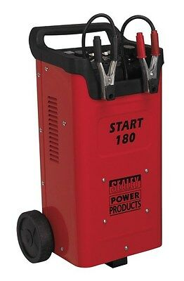Sealey Start180 Starter/charger 180/45amp 12/24v 230v