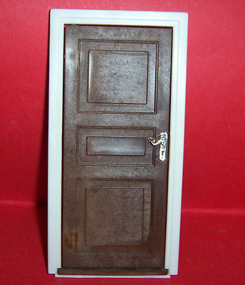 VINTAGE 1970's LUNDBY DOLLS HOUSE DOOR