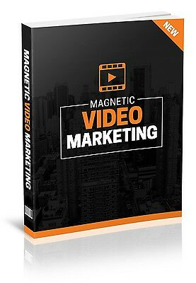Video Marketing Training- eBook, Videos and Bonuses on 1 CD