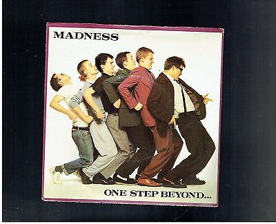 Madness One Step Beyond Ps 45 1979