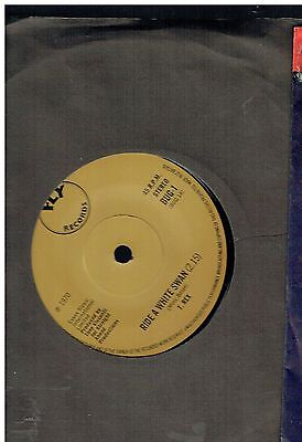 Marc Bolan T.rex Ride A White Swan 45 Fly Records 1970