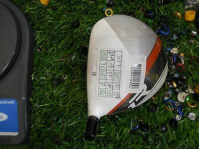TaylorMade R1 V2(440cc) 11.5°(actual 11.6°)  TOUR ISSUE  TD310P0+  Driver Head