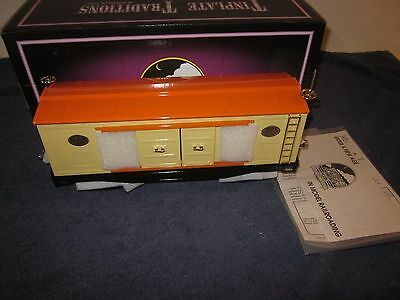 Mth Tinplate Traditions Standard Gauge Electric Trains No 214 Box Car 10-202*