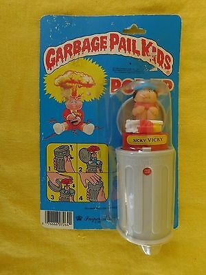 Garbage Pail Kids Pop-Up SICKY VICKY  my Imperial Toy (1986) NIB
