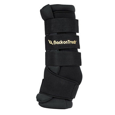 All Sizes Back On Track Horse Leg Injury Swelling Pain Relief Royal Quick Wraps
