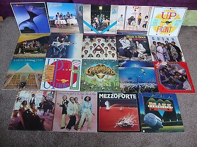 JOB LOT Soul Funk 19 LP's Various VG / EX