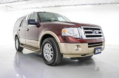 2012 Ford Expedition King Ranch Sport Utility 4-Door 2012 Ford XLT