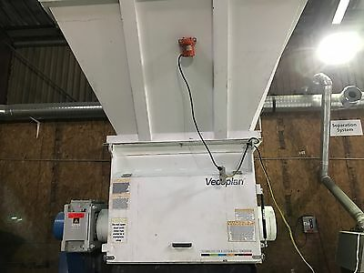 Vecoplan VAZ 1100 Single Shaft Shredder