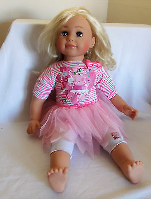 Molly  & Friends Soft Bodied  Doll  24 ins ~ Chad Valley