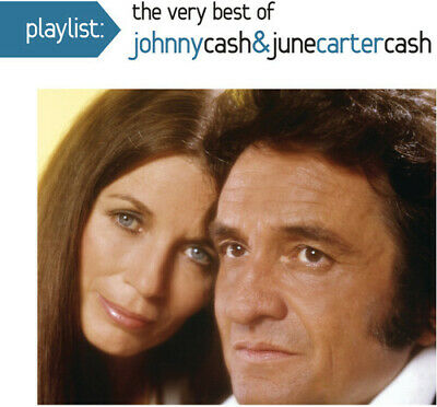 Johnny Cash - Playlist: The Very Best Johnny Cash and June Carter Cash [New CD]