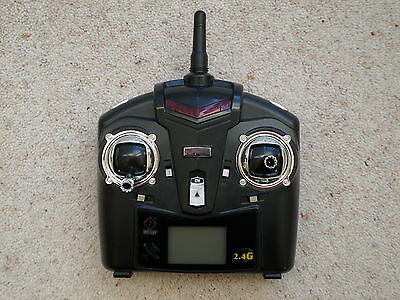 WL toys 2.4G 3 Channel Transmitter