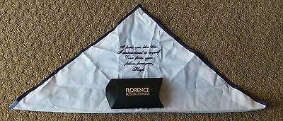 Florence Foster Jenkins PROMO PROMOTIONAL  SCARF FROM HUGH GRANT SWAG GIFT