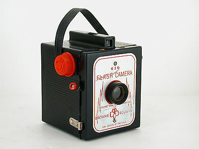 620 Flash Camera-Official Girl Scout Camera For Brownie Scouts-Girl Scouts Usa