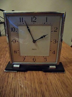 Art Deco Smiths Mantel Clock Case In Lovely Condition Spares Or Repair