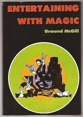 ENTERTAINING WITH MAGIC by Ormond McGill 1977